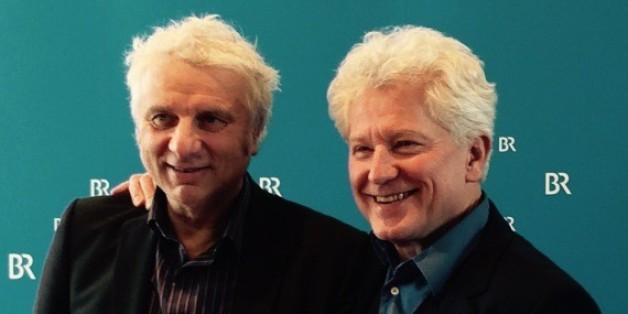 Seit 25 Jahren ein Team: Udo Wachtveitl (li.) und Miroslav Nemec