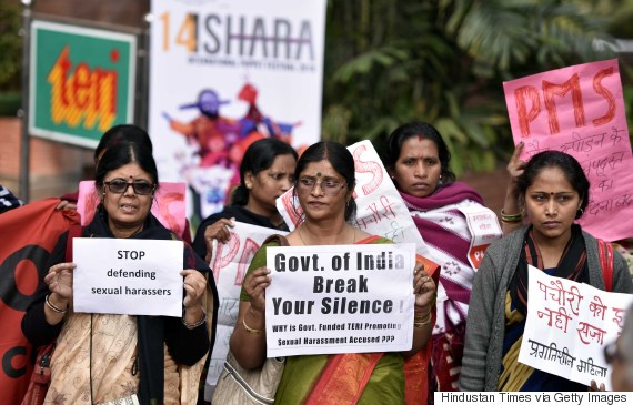 sexual harassment india