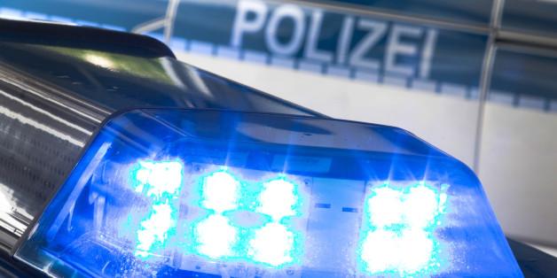 Blaulicht der Polizei (Symbolfoto)
