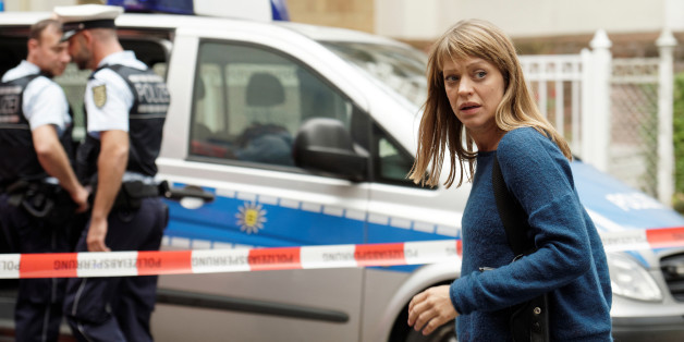 "Heike Makatsch ermittelt als Hauptkommissarin Ellen Berlinger in dem Freiburger ""Tatort - Fünf Minuten Himmel"""
