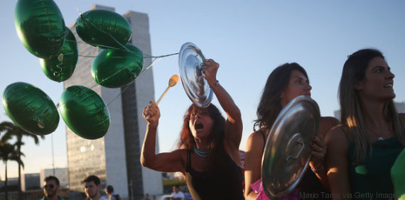 brasil manifestacion
