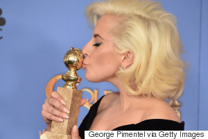 lady gaga wins awards