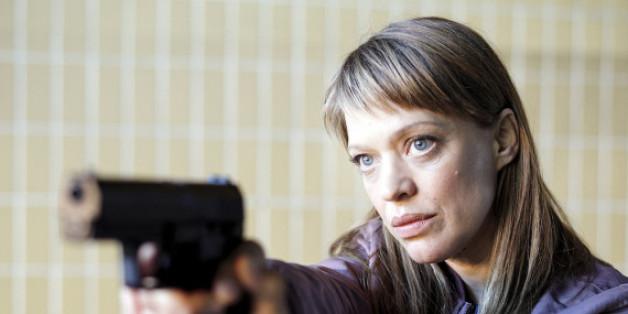 "Heike Makatsch als ""Tatort""-Kommissarin Ellen Berlinger"