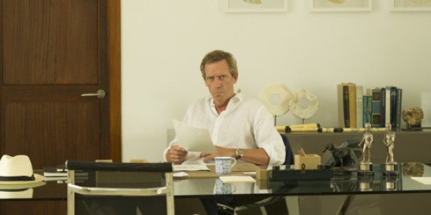 "Hugh Laurie als Richard Onslow Roper in ""The Night Manager"""