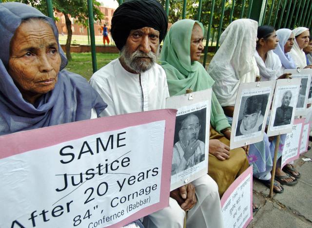 anti sikh 1984