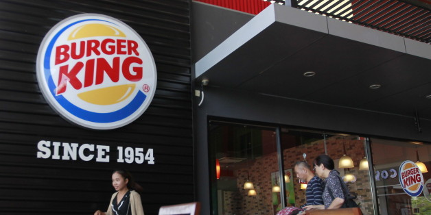 Burger King verkauft ab dieser Woche einen Burger, der Wut-Potenzial hat