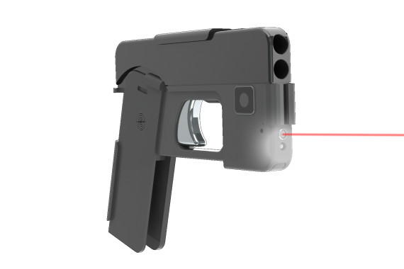 ideal conceal iphone gun