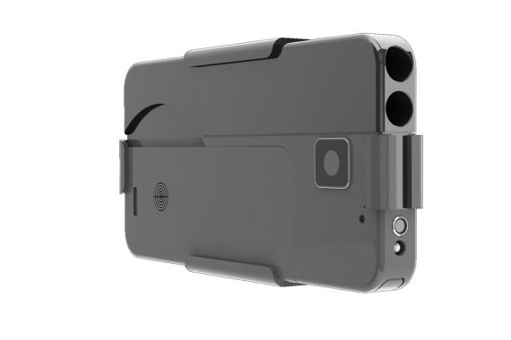 ideal conceal iphone hand gun