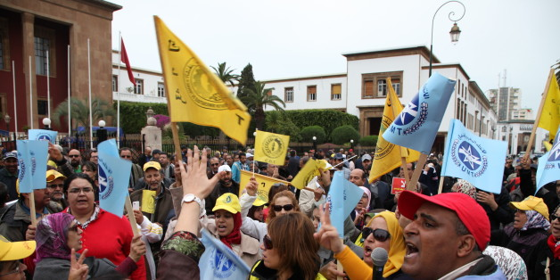 Des syndicats marocains protestent contre la réforme du système de retraite