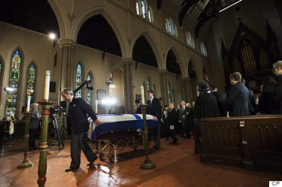 rob ford funeral