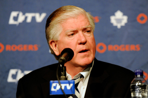 brian burke nhl toronto maple leafs