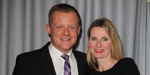 Marc Bator und seine Ehefrau Hellen sind getrennt