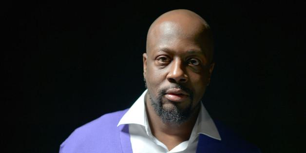 Le rappeur Wyclef Jean, ex membre des Fugees, en concert à Mawazine