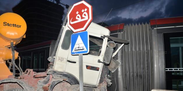 Casablanca: Un accident de tramway fait 24 blessés dont 5 grièvement
