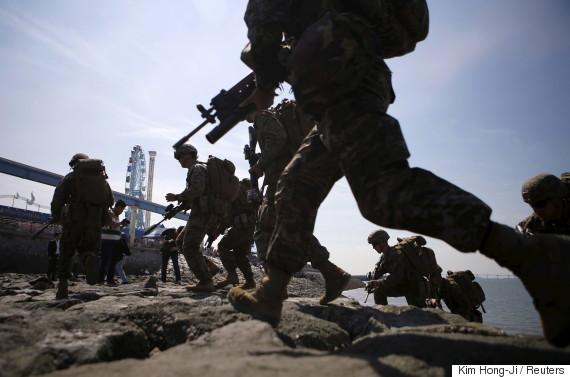 military korea