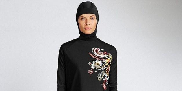 Les burkinis de Marks and Spencer ont provoqué un débat sur la mode musulmane