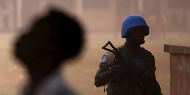 UN-Soldaten sollen Mädchen zum Sex mit Hund gezwungen haben