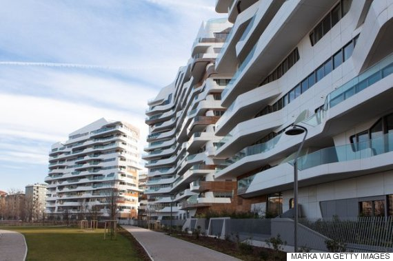 citylife residential complex