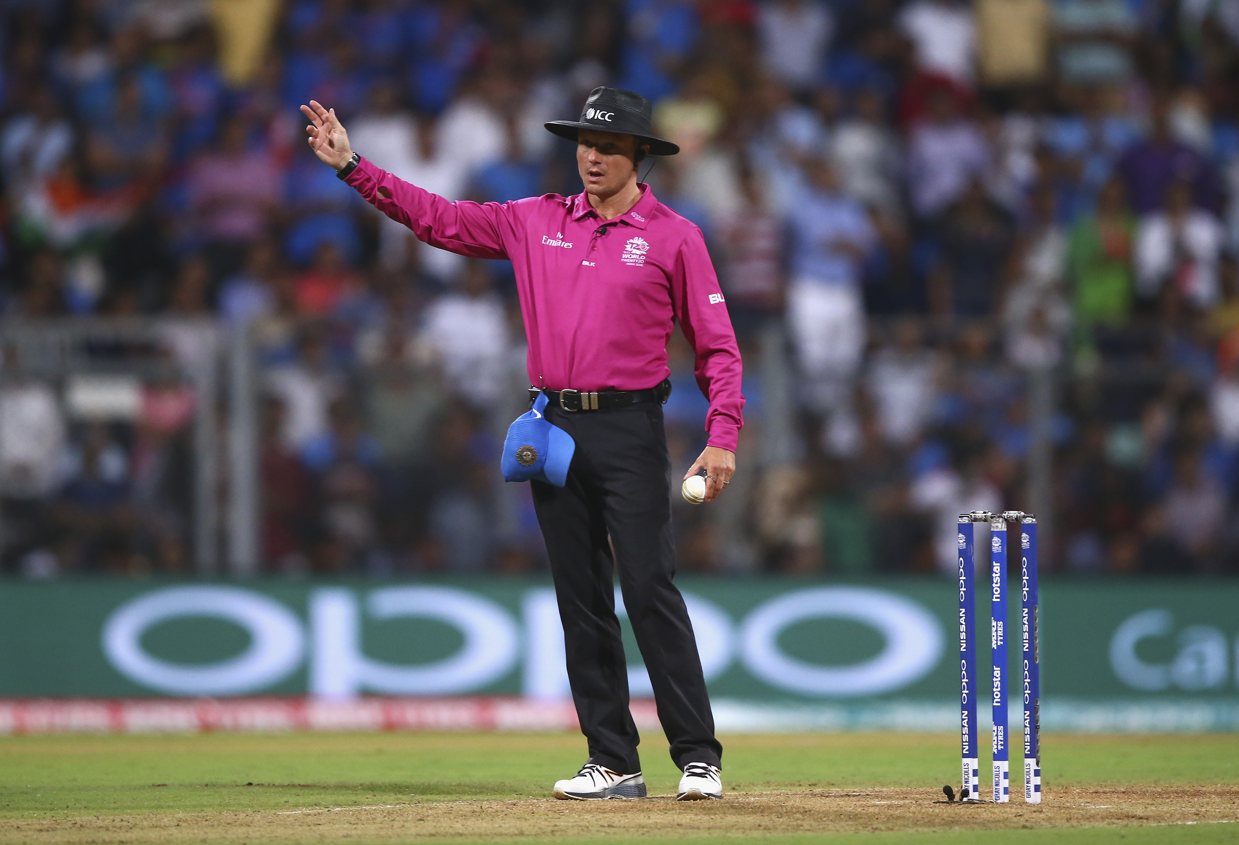 india west indies no ball