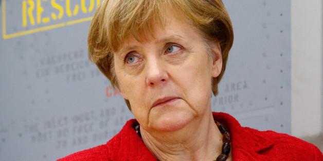 Angela Merkel und der türkische Präsident Erdogan