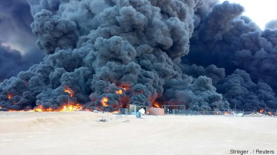 libya oil industry
