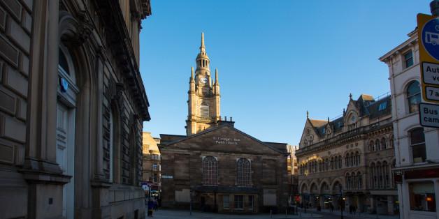 St George's Tron Parish Church, Glasgow