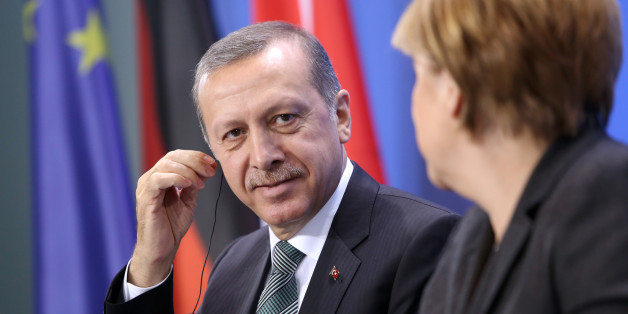 Eure Heuchelei zu Erdogan ist unerträglich