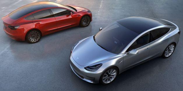 Ce que la Model 3 de Tesla nous dit du design des voitures de demain.
