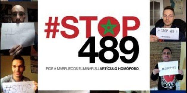 Homophobie: Une association espagnole lance le hashtag #Stop489