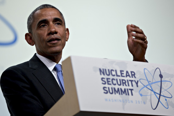 obama nuclear summit