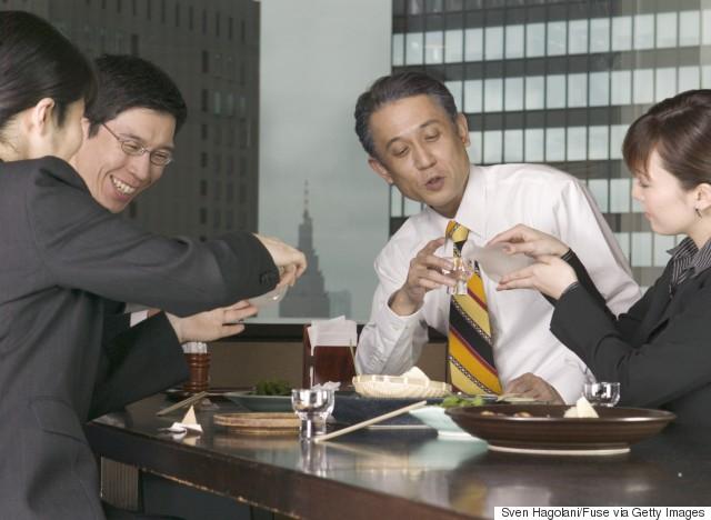 drinking woman japan