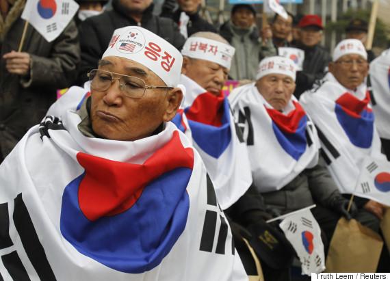 south korea senior citizen