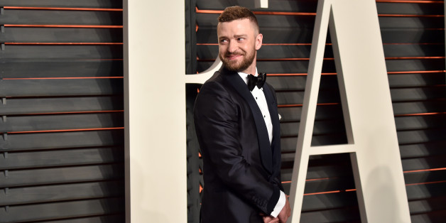 BEVERLY HILLS, CA - FEBRUARY 28:  Recording artist Justin Timberlake attends the 2016 Vanity Fair Oscar Party hosted By Graydon Carter at Wallis Annenberg Center for the Performing Arts on February 28, 2016 in Beverly Hills, California.  (Photo by Alberto E. Rodriguez/WireImage)