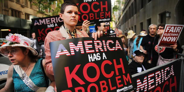 The Secrets Behind the Koch Brothers: Inside the Remarkable New Book That Details Their Dirtiest Deeds