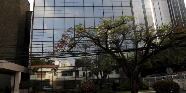 L' Arango Orillac Building à Panama où se trouve le cabinet  Mossack Fonseca