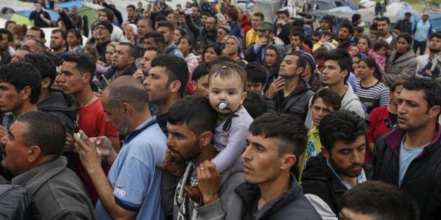 Türkei-Abkommen läuft an: Erste Flüchtlinge in Deutschland angekommen