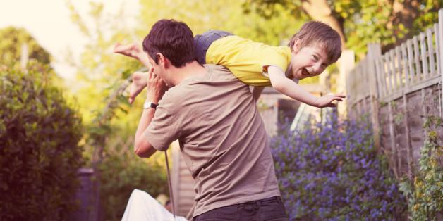 Eltern sein ist hart. Vor allem, wenn man es richtig macht