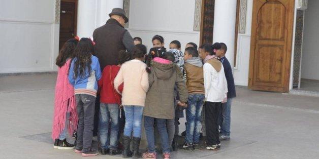 """La Biennale de Marrakech s'ouvre aux élèves des écoles publiques pour """"démocratiser la culture"""""""
