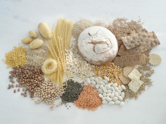 rice oats beans