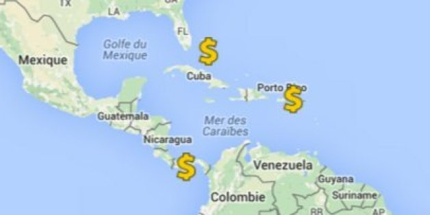 Les Îles vierges britanniques sont de loin le paradis fiscal le plus populaire des Panama Papers.