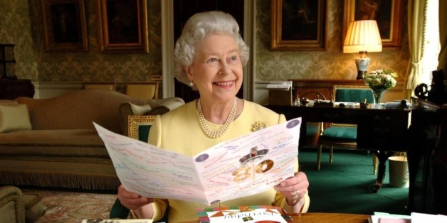 Die Queen freute sich zu ihrem 80. Geburtstag über viele Karten. Dieses Jahr werden es wohl kaum weniger sein...
