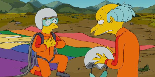 Comment une histoire vraie a inspiré le coming out d'un personnage des Simpson dans la saison 27