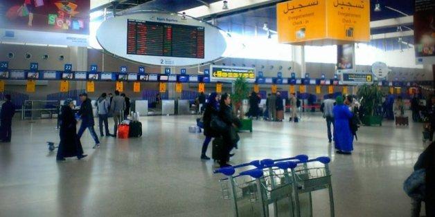 Non, les porteurs de bagages à l'aéroport de Casablanca n'ont pas été licenciés mais...