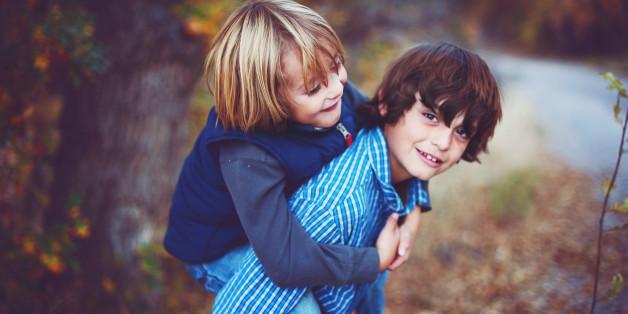 5 wissenschaftliche Gründe, warum die ältesten Geschwister die besten sind