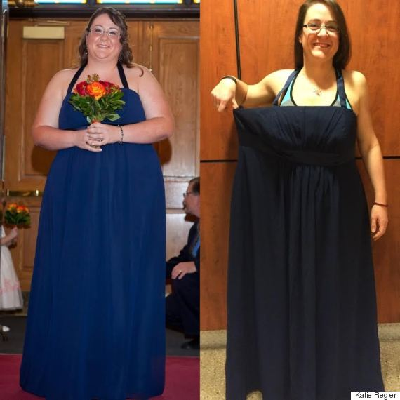 katie regier weight loss