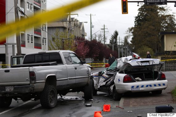 sarah beckett langford rcmp crash