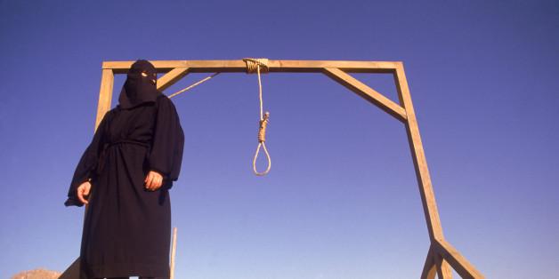 Gehängt, geköpft, erschossen – 2015 wurden laut Amnesty mindestens 1634 Menschen exekutiert.