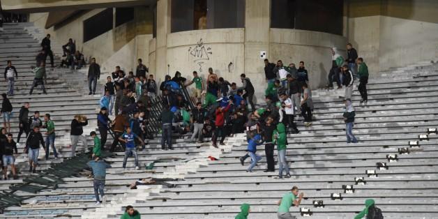 Deux morts et 54 blessés après le match disputé entre le Raja Casablanca et Chabal Rif Al Hoceima le 19 mars