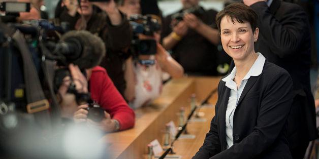 Frauke Petry ist das freundliche Gesicht des Rechtspopulismus in Deutschland