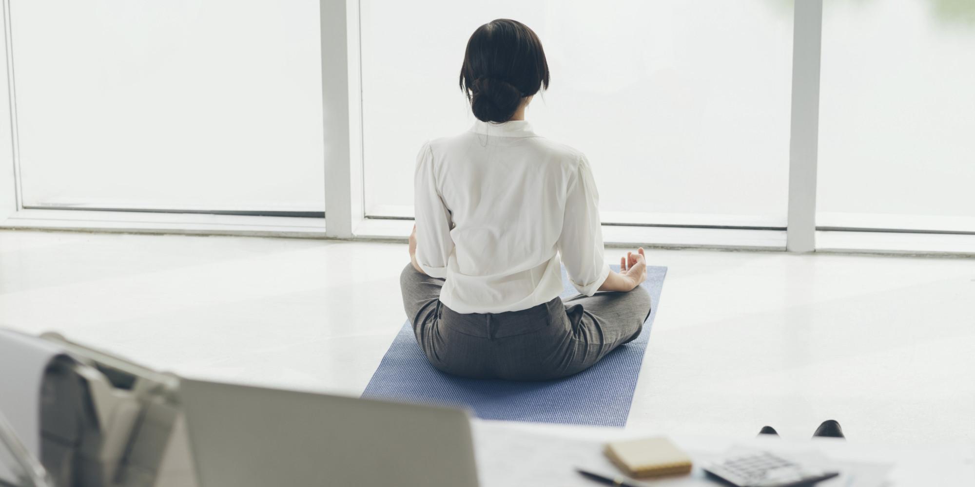 how to meditate in office. How To Meditate In Office. Office D .